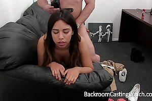 Brazilian Teenage First-ever Rectal and Creampie