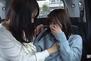 Chie Aoi and Kurumi Chino :: Beautiful Sapphic 1 - CARIBBEAN