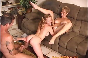 Teen Daughter Gets Taught Our Naughty Ways