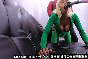 Punishing My Disobedient Dark-hued Step Daughter Msnovember, BDSM