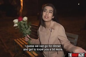 substituting her date with my cock