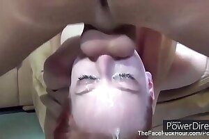 Virginal women facefucked - Compilation